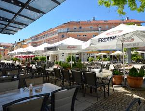 Griechische Spezialitäten im Restaurant Plaka in Gilching